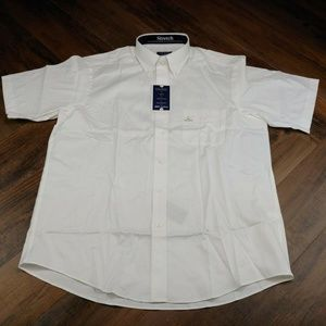 Alfani Men's Dress Shirt Stretch White Size L NWT